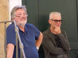 Phillipp Hausdörffer und Andreas Niemann ISG